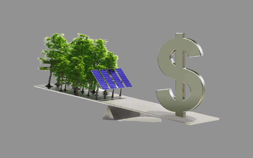 It Is Expensive To Store Solar Energy
