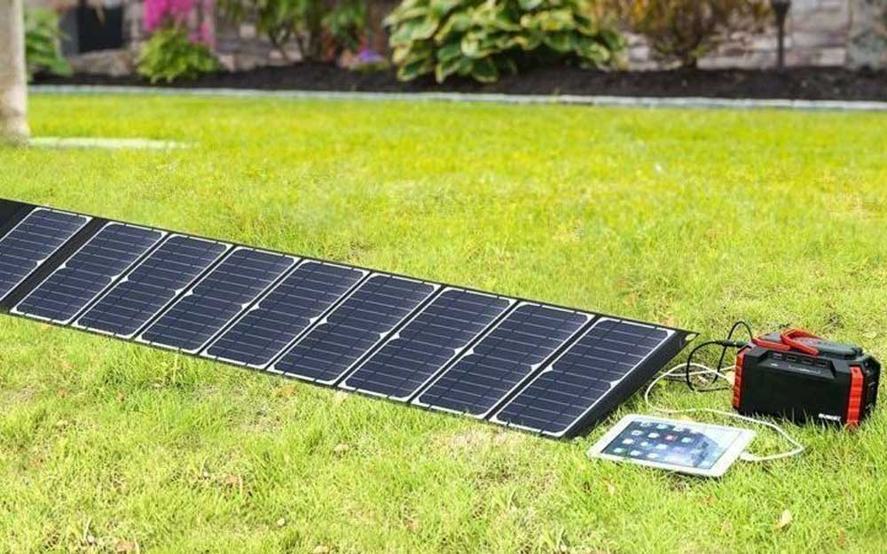 Qualities Of The Best Portable Solar Panels