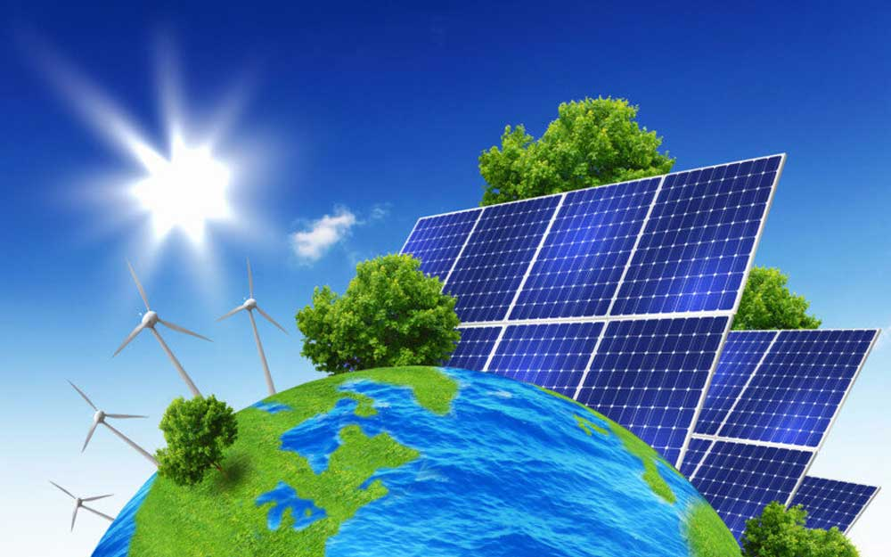 Solar Is Clean And Renewable Energy