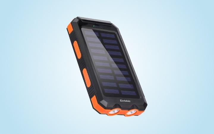 Durecopow Solar Power Bank 20000mAh