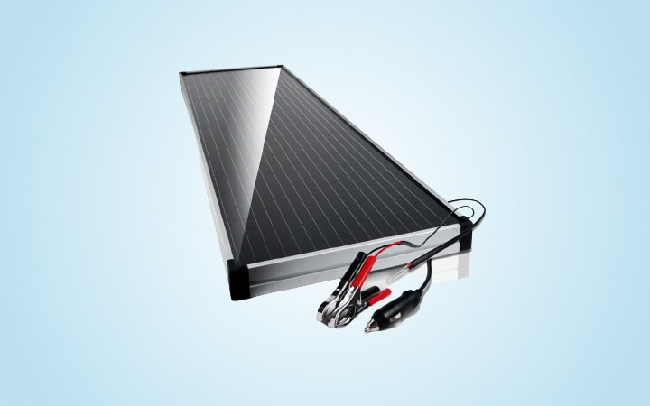 Schumacher SP – 1500 Solar Battery Charger And Maintainer