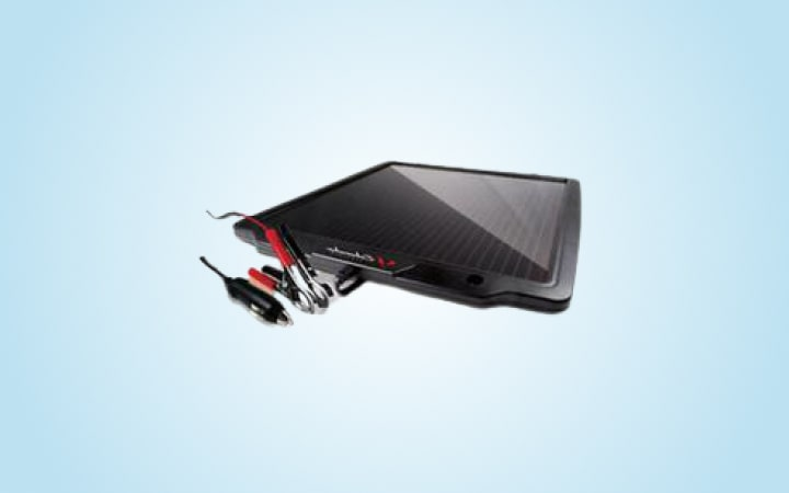 Schumacher SP – 400 Solar battery Charger And Maintainer