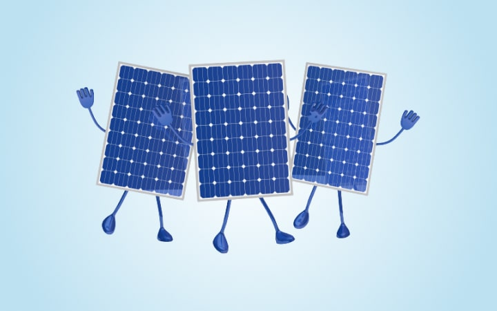 There Are Various Types Of Solar Inverters