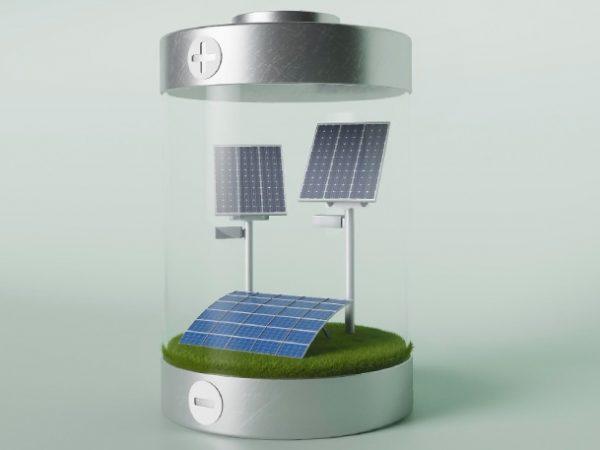 solar battery backup